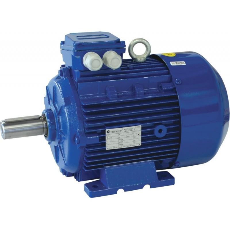 Tριφασικός ηλεκτροκινητήρας 4P 1400 RPM B3 M100LB