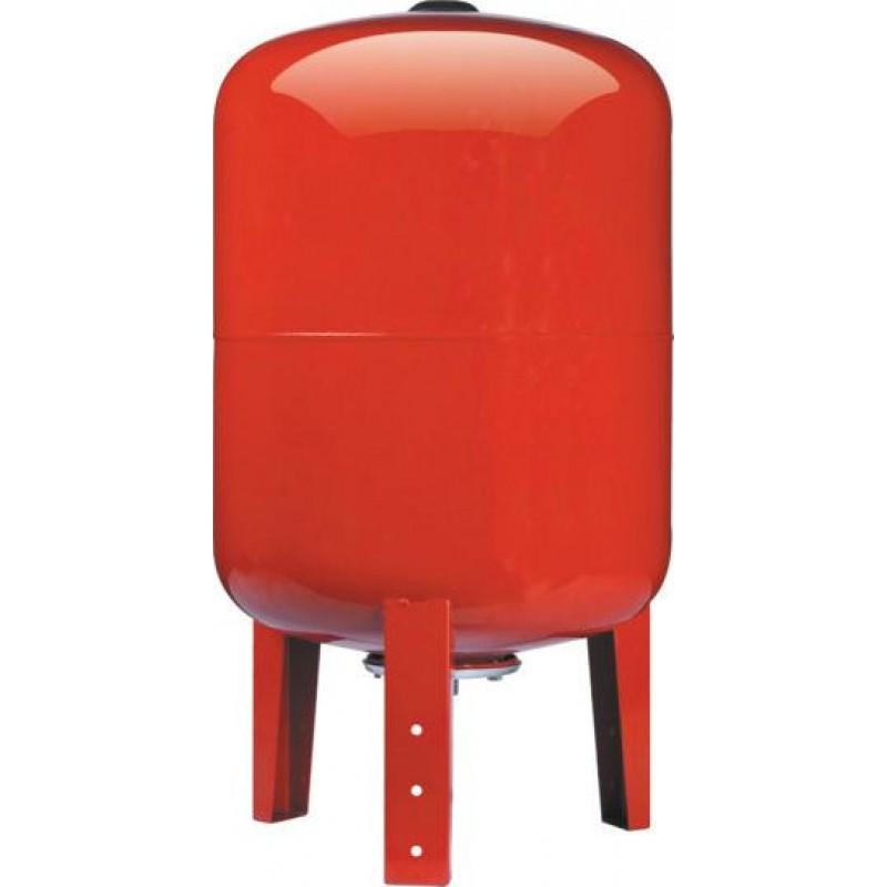 Πιεστικό δοχείο νερού μεταλλικό κάθετο 50lt TVT50L - 63628