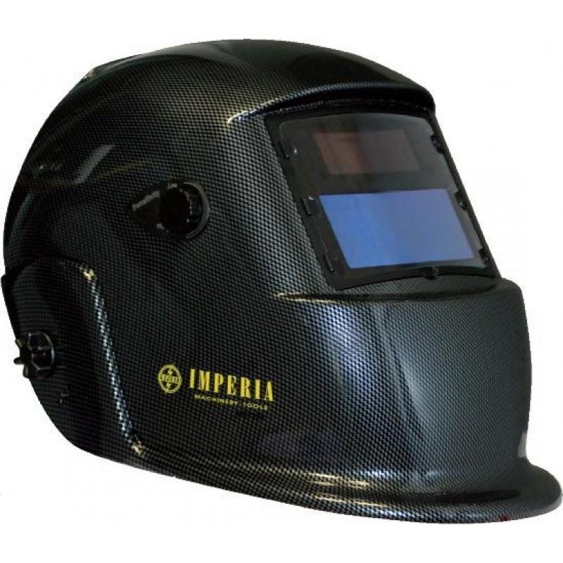 Μάσκα ηλεκτροσυγκόλλησης (κάσκα) με ηλεκτρονικό φίλτρο (65611)