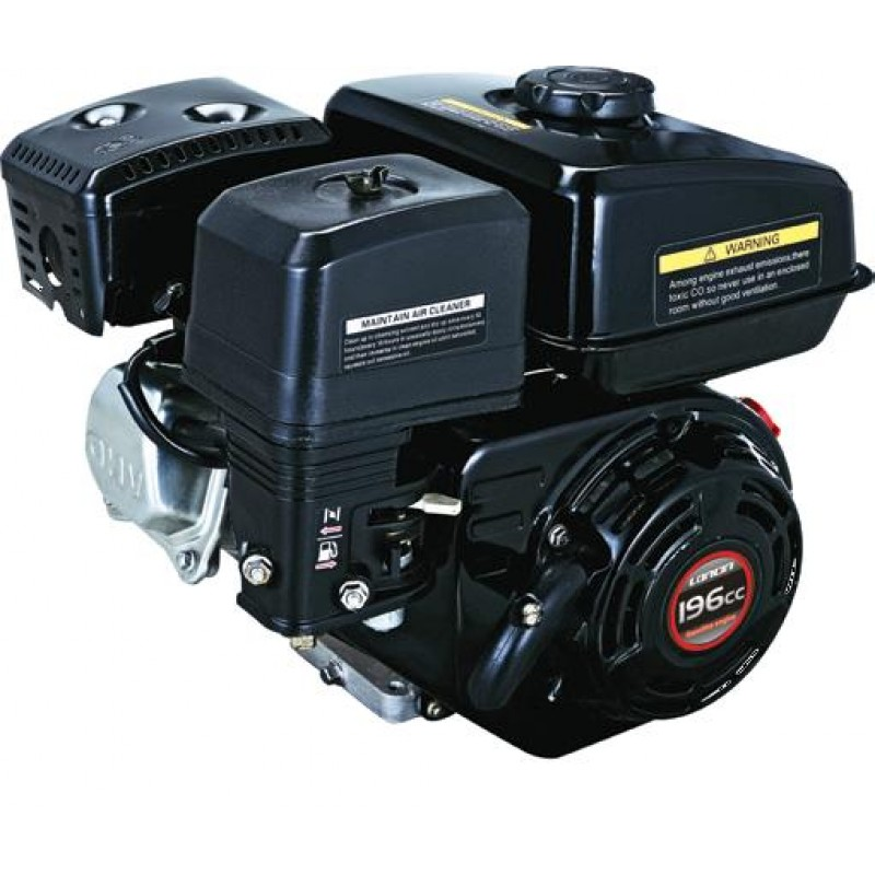 Κινητήρας βενζίνης G200F (Άξονας με σφηνόδρομο)