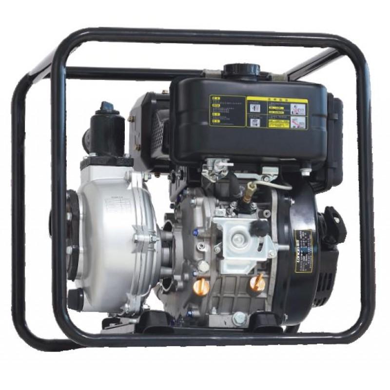 Αντλία νερού επιφανείας πετρελαίου αλουμινίου LC 50D