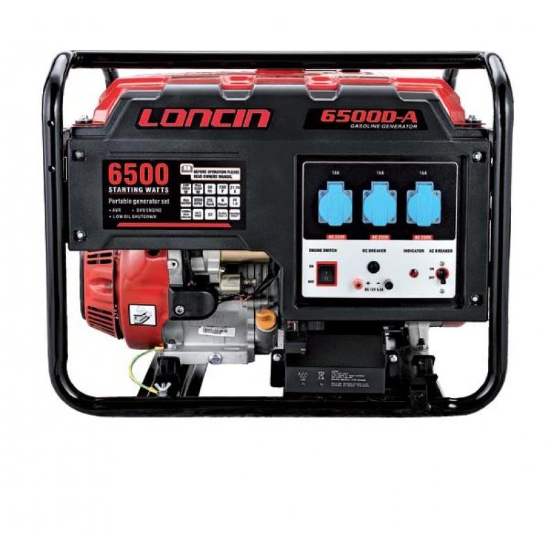 Γεννήτρια βενζίνης LC6500D-A