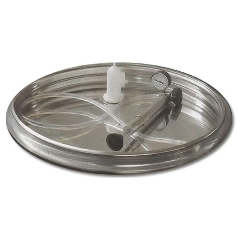Πλωτήρας πνευματικός για ανοξείδωτα δοχεία 150/200 lt