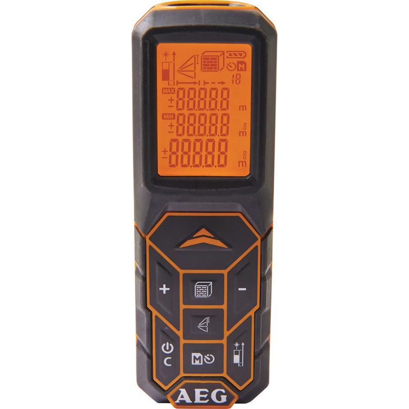 Μετρητής Πολλαπλών Λειτουργιών 3 Σημείων AEG LMG50 (294275)