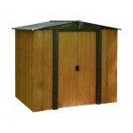 Μεταλλική αποθήκη WOODLAKE 6x5 (WL65-A)