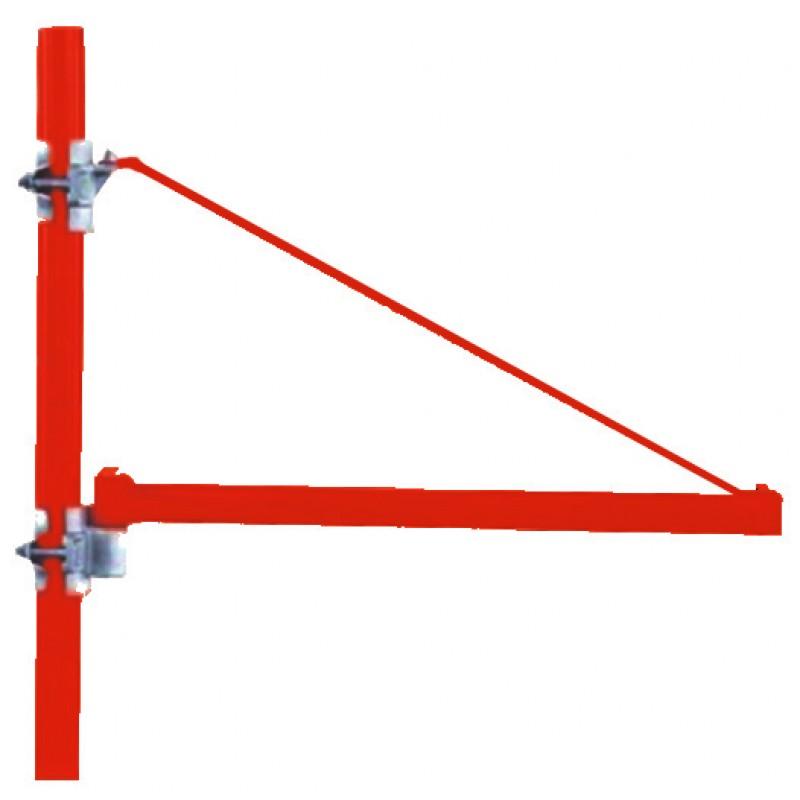 Βραχίονας παλάγκου τηλεσκοπικός 75cm BORMANN BPP2500 (007838)