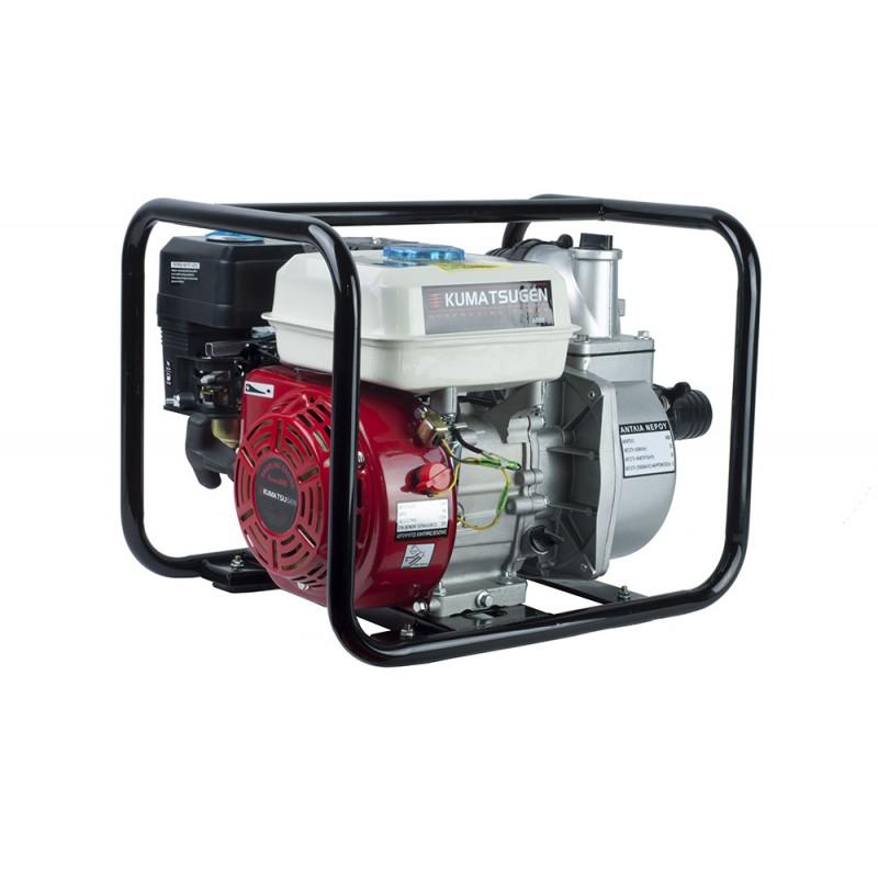 Αντλία βενζίνης 6.5Hp KUMATSUGEN AB50 (000525)