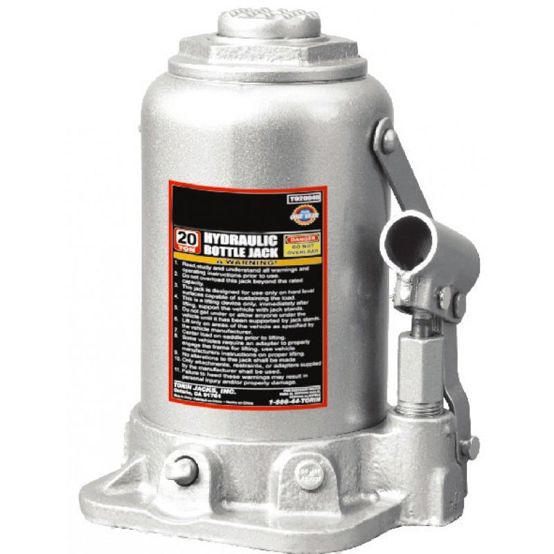 Υδραυλικός γρύλλος μπουκάλας 30ton BWR5067 (013808)