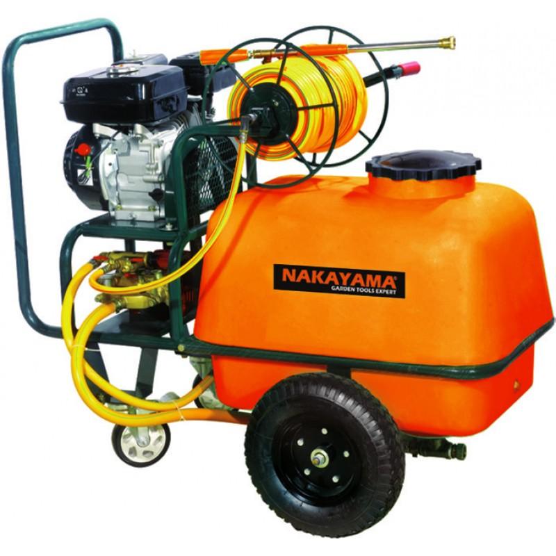 Ψεκαστικό βενζίνης με βυτίο 6.5hp NAKAYAMA NS6000 (014881)