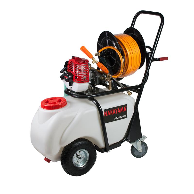 Ψεκαστικό βενζίνης με βυτίο 26cc NAKAYAMA NS5100 (015895)
