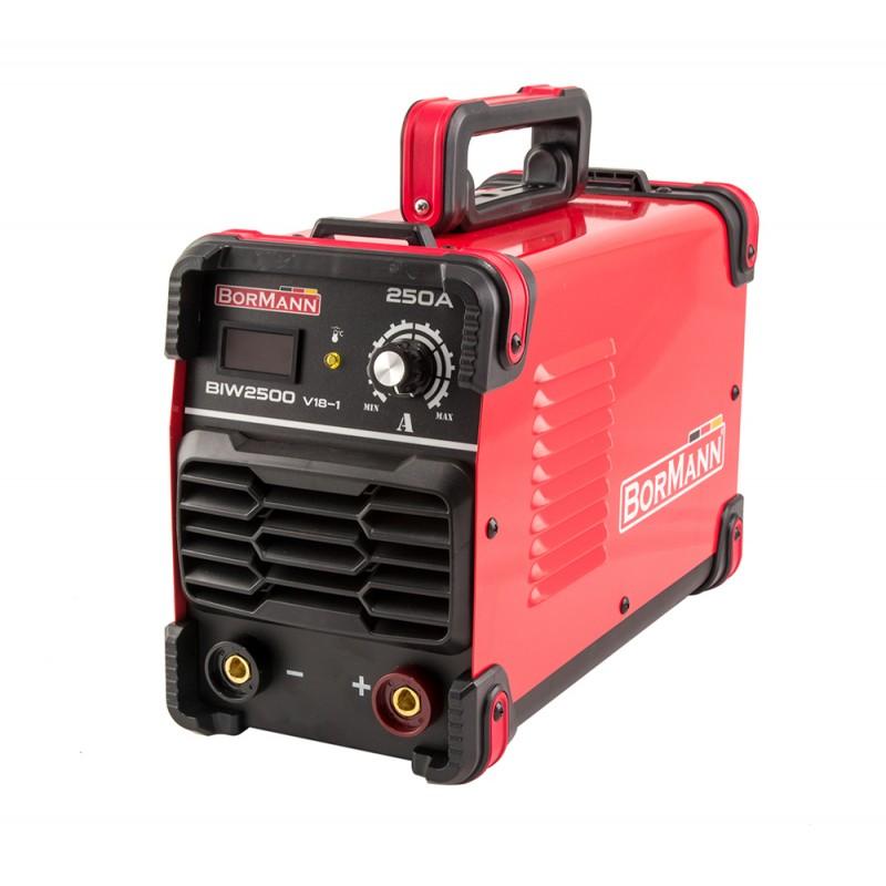 Ηλεκτροκόλληση Inverter 250A BORMANN BIW2500 (018285)