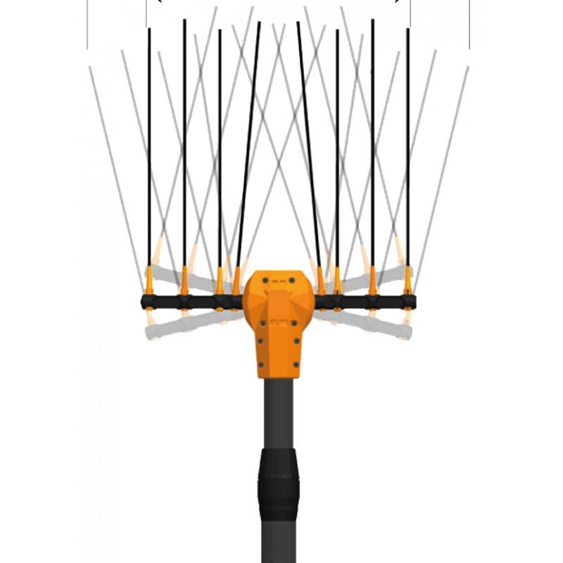 Ελαιοραβδιστικό παλμικό brushless 850bpm JOLLY V50X (160082)