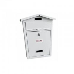 Γραμματοκιβώτιο Λευκό 360Χ290Χ105ΜΜ Bormann BMB1301 (022664)
