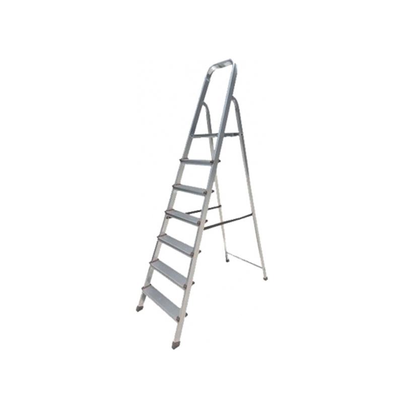 Σκάλα αλουμινίου 6+1 σκαλιών BHL5006 (022817)
