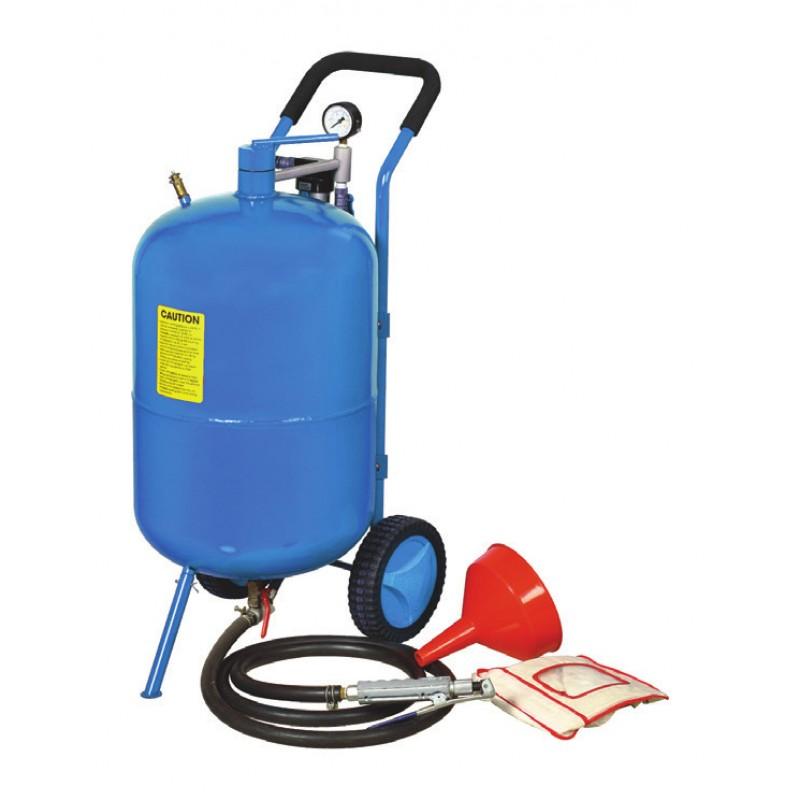 Τροχήλατη αμμοβολή υψηλής πίεσης 66lt EXPRESS (43249)