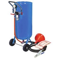 Τροχήλατη αμμοβολή υψηλής πίεσης 44lt EXPRESS (43250)
