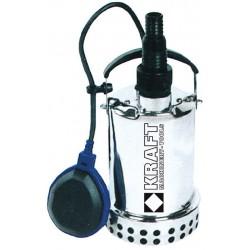 Ανοξείδωτη υποβρύχια αντλία ομβρίων υδάτων 900W KRAFT SP900X (43584)