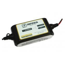 Αυτόματος ηλεκτρονικός φορτιστής μπαταριών 2A IMPERIA (60121)