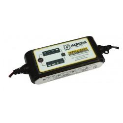 Αυτόματος ηλεκτρονικός φορτιστής μπαταριών 4A IMPERIA (60122)