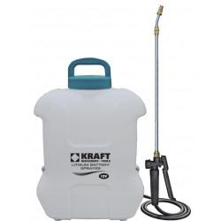 Ψεκαστήρας μπαταρίας λιθίου 16lt KRAFT K-DJ160 (621214)