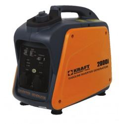Γεννήτρια βενζίνης Inverter 1700W Kraft 2000i (63769)