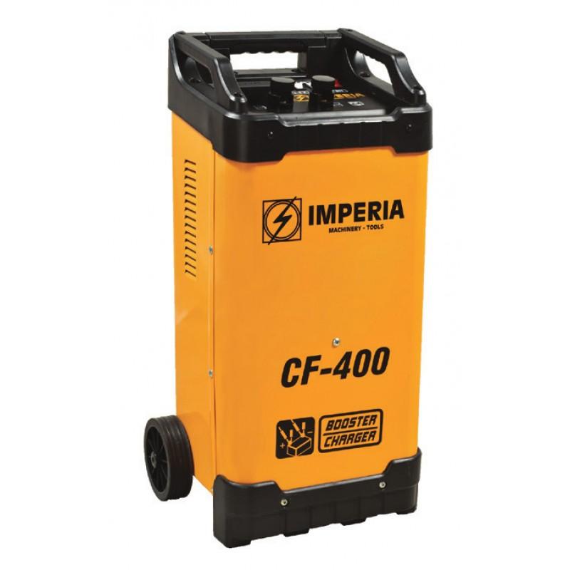 Φορτιστής μπαταριών - Εκκινητής 35A IMPERIA CF-400 (65635)