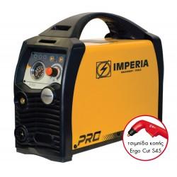 Plasma κοπής μετάλλων Inverter IMPERIA (65659)