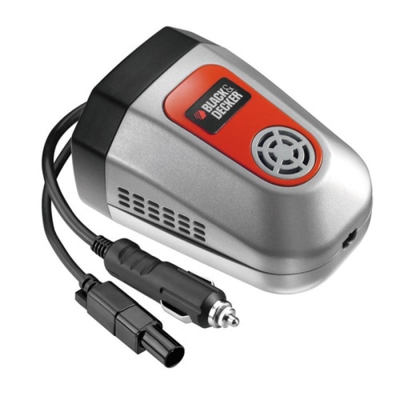 Μετατροπέας Ρεύματος Αυτοκινήτου Power Up 100W Black & Decker BDPC100A