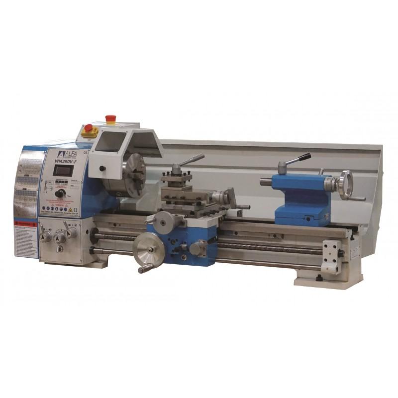 Μηχανουργικός τόρνος 750x250mm Variable Speed