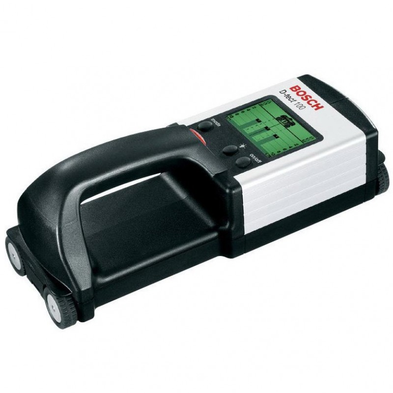 Ανιχνευτής Υλικών Bosch D-tect 100 Professional Made In Germany